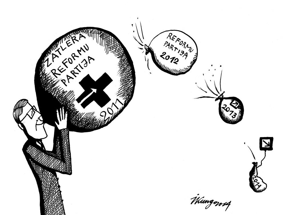 01-04-2014 — Reformu partijas dzīves laiks.