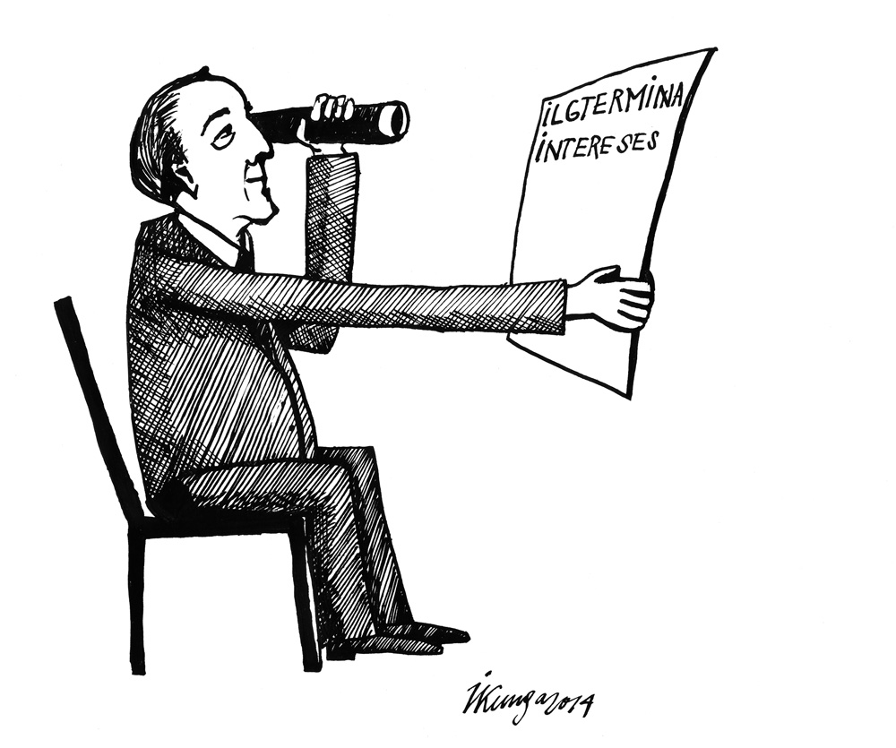 02-04-2014 — Prezidenta tālredzība, domājot par ilgtermiņa interesēm.