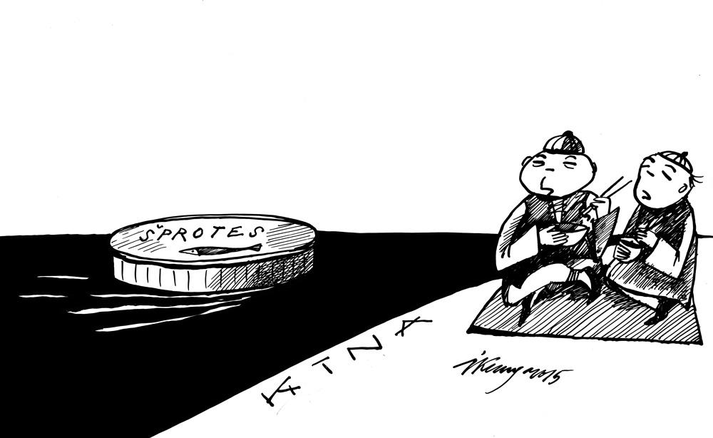 03-05-2015 - Latviešu šprotes plāno pārdot Ķīnā! Vai garšos?