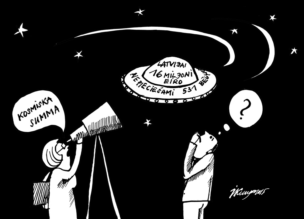 05-10-2015 — Kosmiska summa bēgļiem.