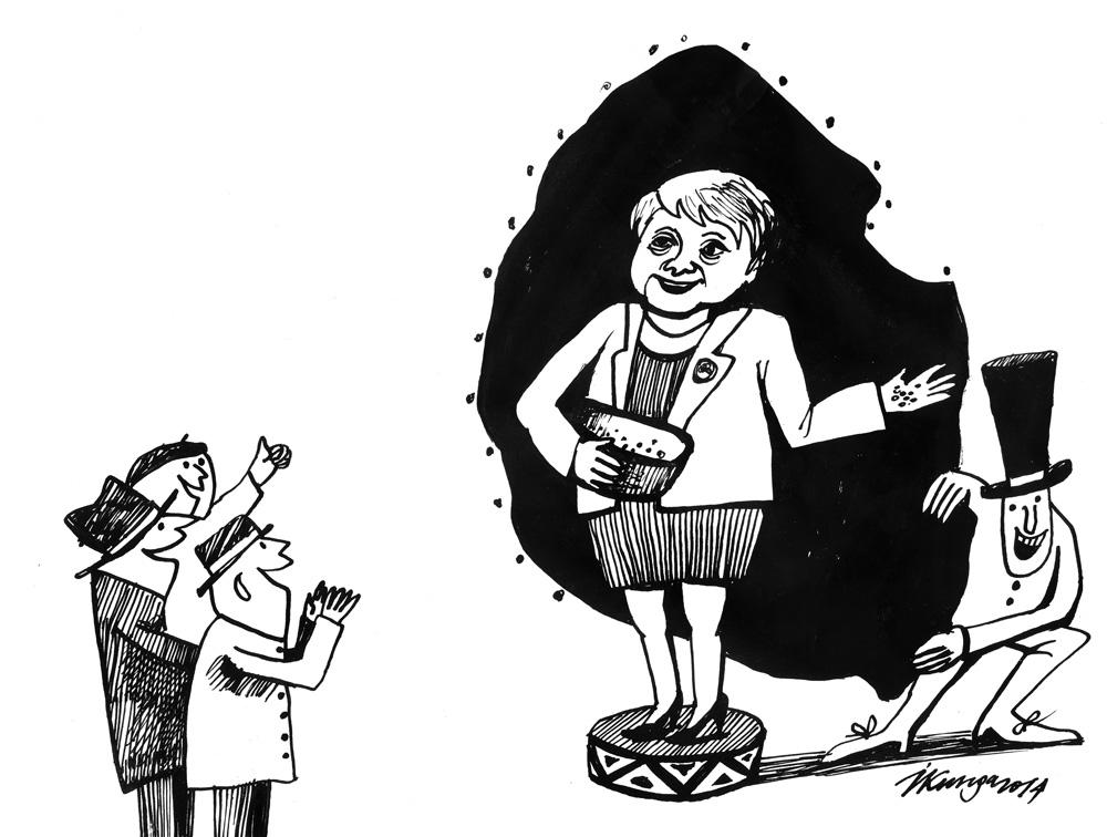 06-01-2014 Jauns piedāvājums — Straujumas kundze!