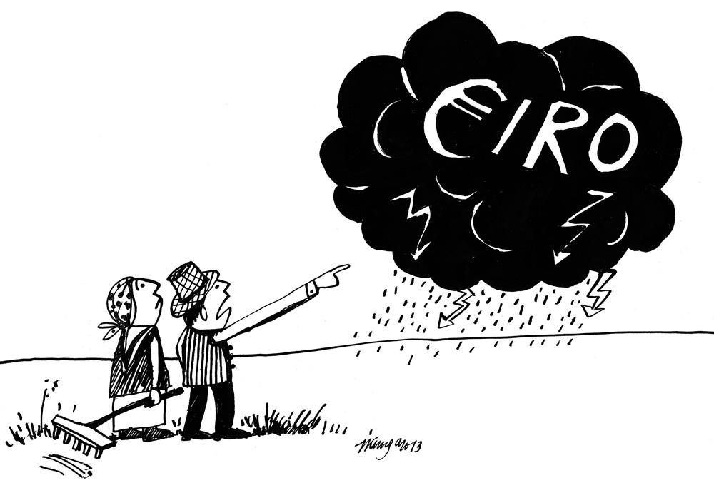10-07-2013 — Skaties, mīļā, eiro nāk!