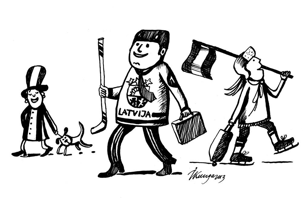 11-02-2013 Latvija gatava Soču Olimpiādei!