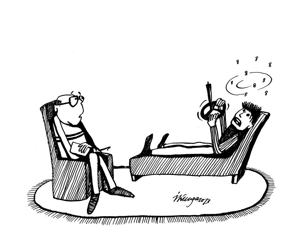 11-07-2013 Psihologs: - kādas problēma pie manis jūs atvedušas? Pacients: - es braucu ar auto un redzu tikai astoņus punktus!