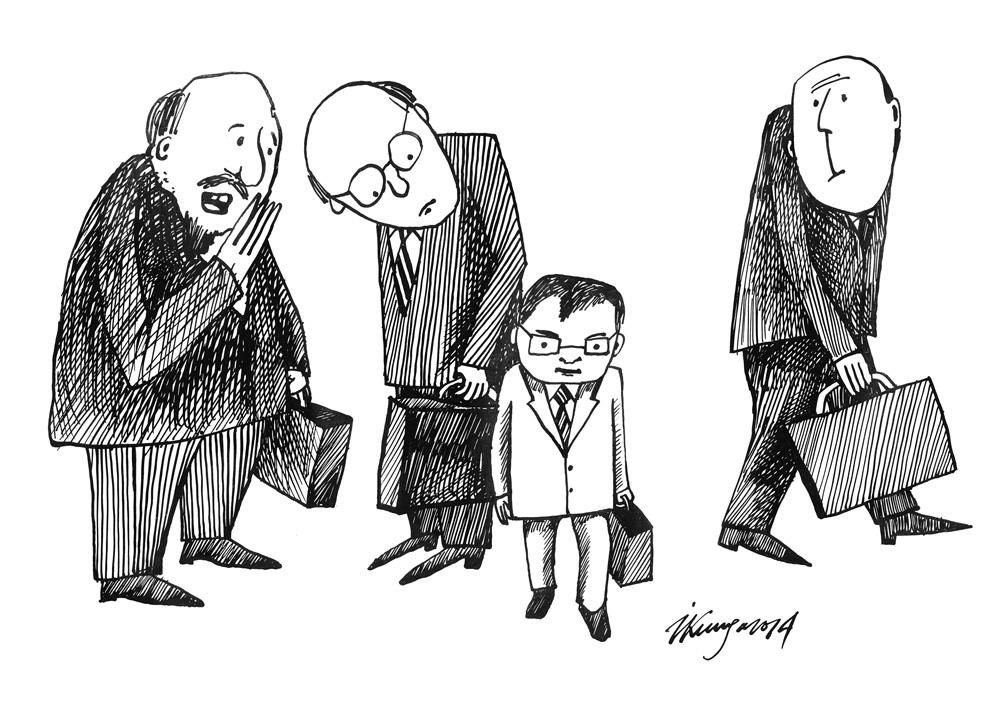 11-09-2014 Tas ir tas Dombrovskis, jaunajā EK būs trešais jaunākais komisārs