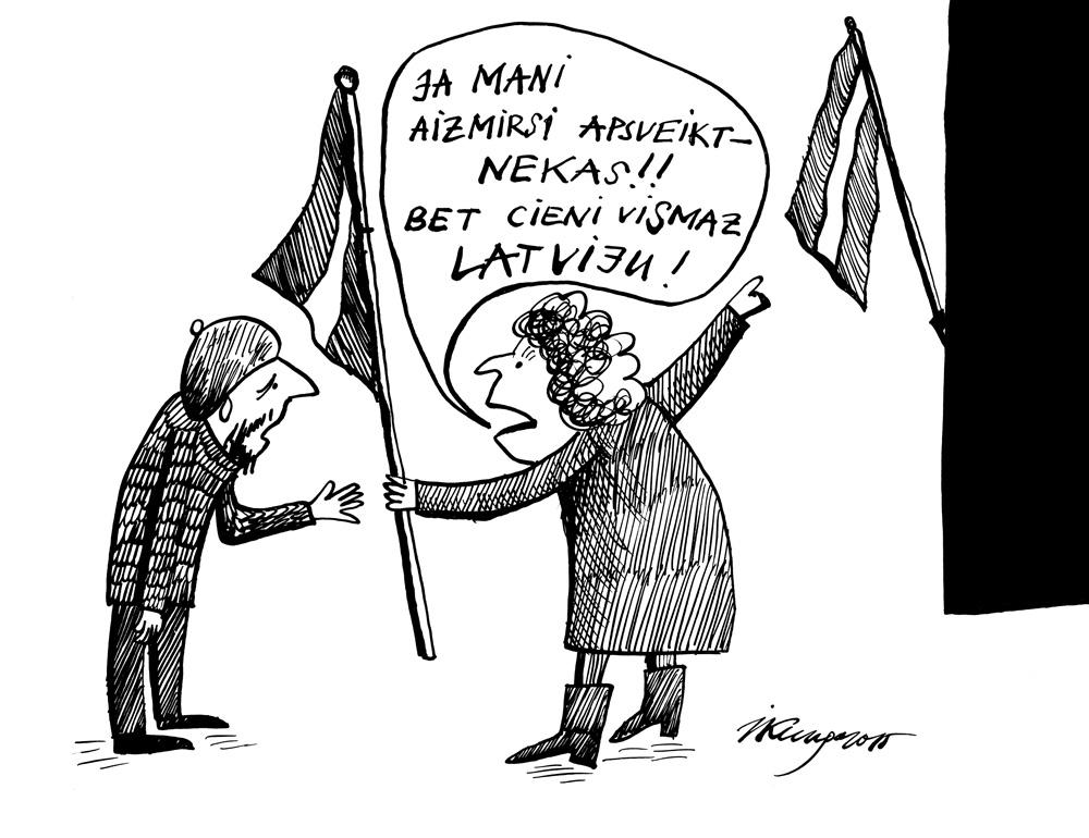 11-11-2015 — Latvijai svētki.