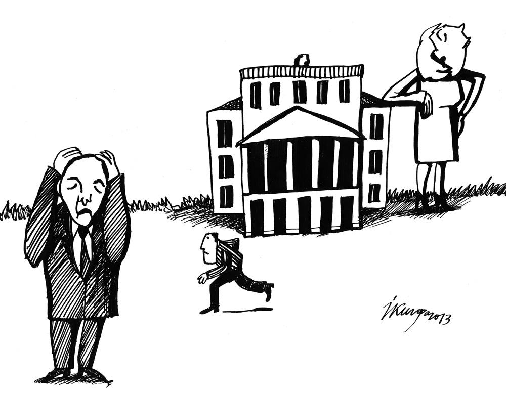12-09-2013 Prezidents: - Mani nervi šo stresu ap Nacionālo Operu neiztures!
