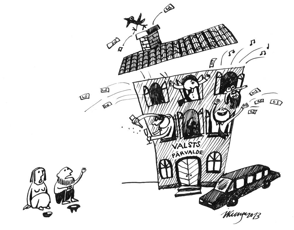 22-05-2013 - Skat, vismaz valsts pārvalde ātri atkopusies pēc krīzes!