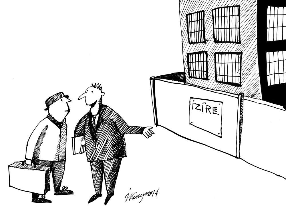 23-10-2014 — Mums cietumnieku skaits samazinājies, cietums jāslēdz, un radās ideja par telpu īri.