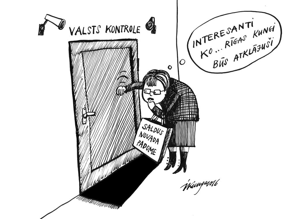 24-02-2016 — Valsts kontrole konstatējusi pārkāpumus Saldus novada pašvaldības kapitālsabiedrībās.