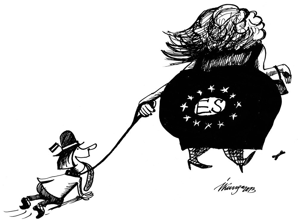 24-10-2013 - Eiropas Komisijas ziņojumā Latvija minēta kā vispaklausīgākā valsts.