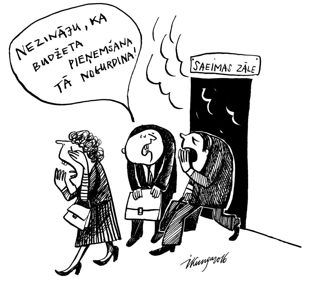 24-11-2016 - Nogurdina deputātu runas
