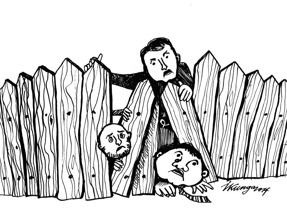 26-06-2014 Ivars Godmanis, Aigars Kalvītis un Ainārs Šlesers: — Kā atkal gribas tikt atpakaļ pie varas!