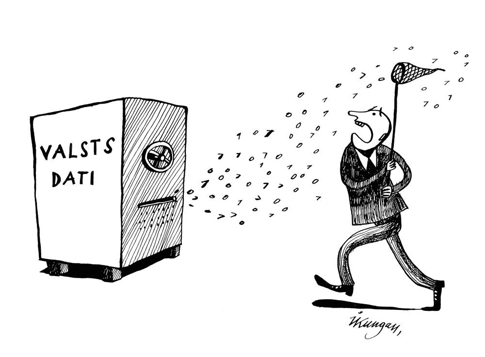 27-04-2011 – Valsts neatlaidīga cīņa pret digitālo datu noplūdi!