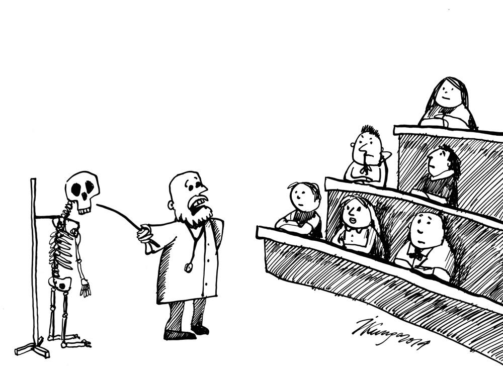 29-09-2014 Latvija par budžeta naudu skolo ārstus ārzemēm.— Un atcerieties, ka ārzemēs pacienti izskatās tāpat kā Latvijā.