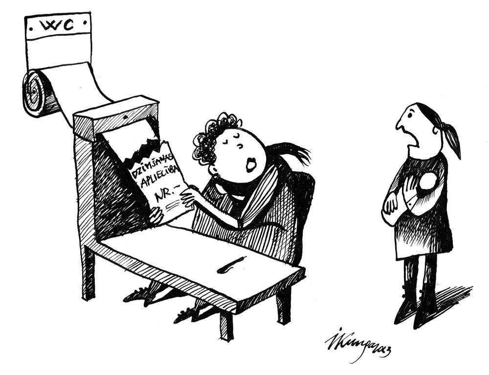 30-01-2013 — Digitālā laikmetā dokumentiem uz papīra nav vairs lielas vērtības!