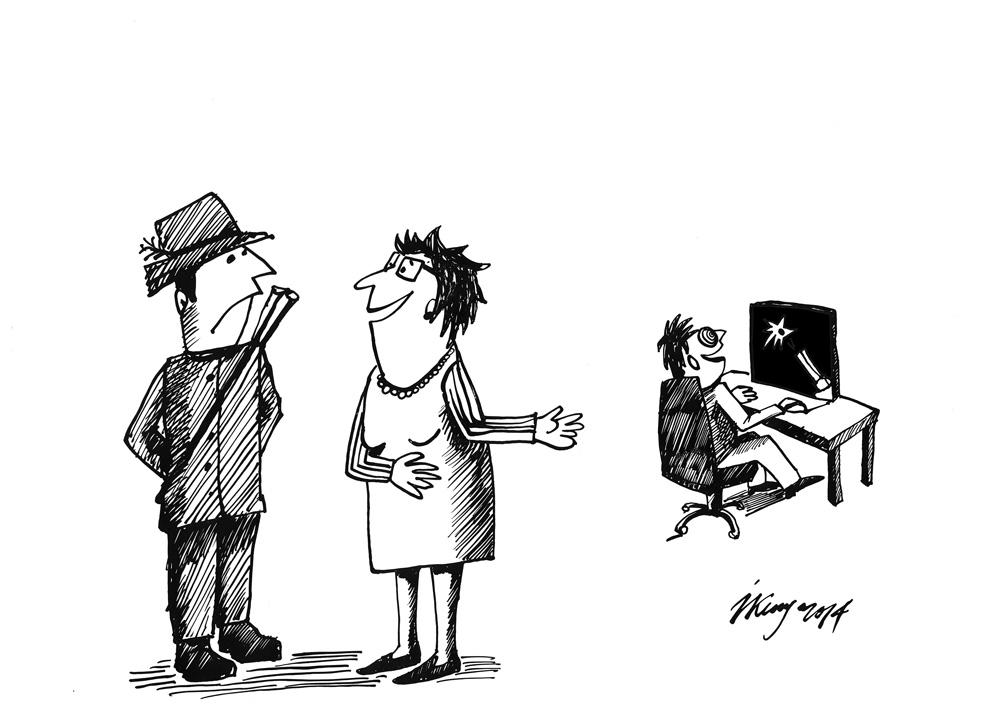 30-10-2014 — Arī skolēnu brīvdienās mans dēliņš mācās pie datora, nav pat laika iziet laukā!