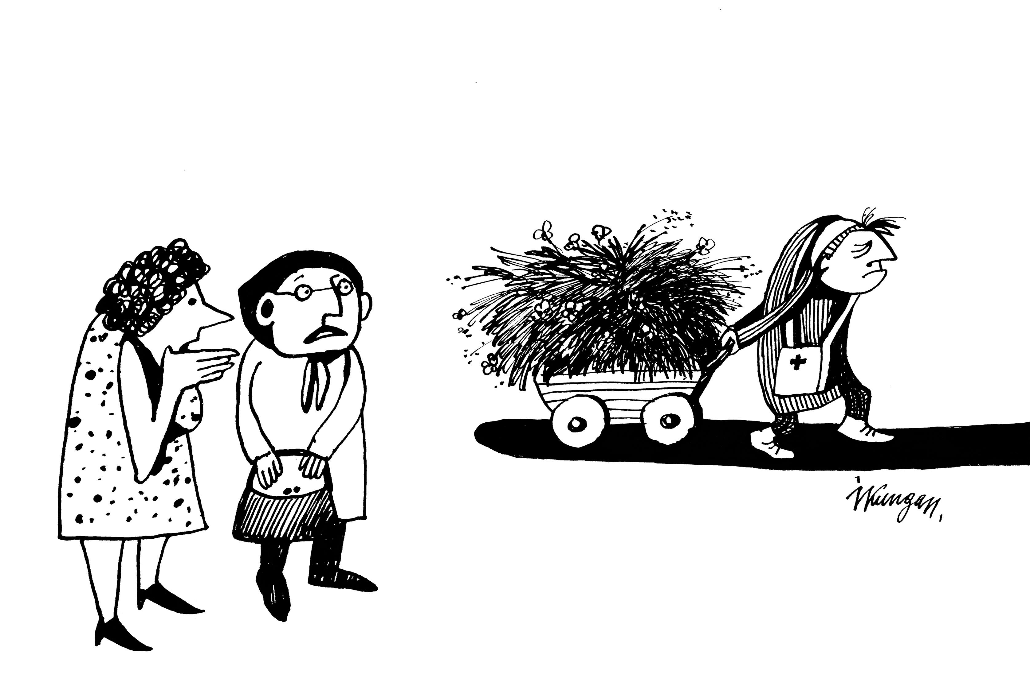 31-01-2011 – Vai tautas dakteris iegādājies govi? – Nē, kopš medicīna kļuvusi tik dārga, visus ārste ar zāļu tējām.