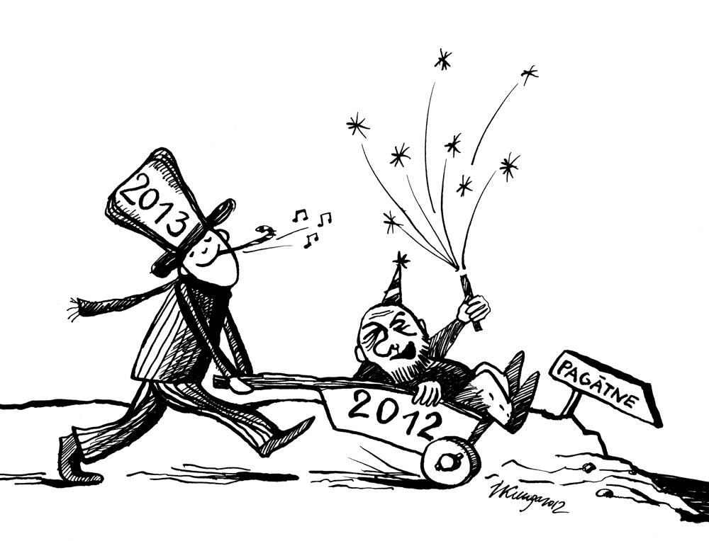 27-12-2012 Lai esi sveicnāts Jaunais Gads!!