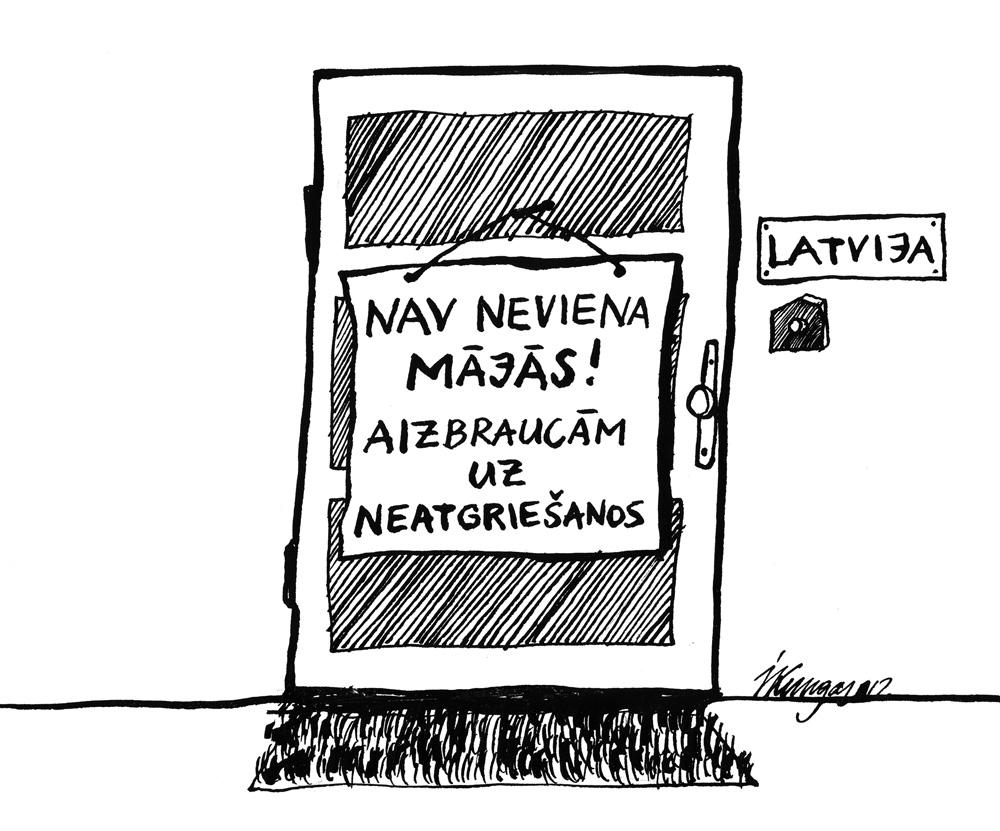 14-11-2012 Latvijas nākotnes vīzija, ja iedzīvotāju izceļošana turpināsies.