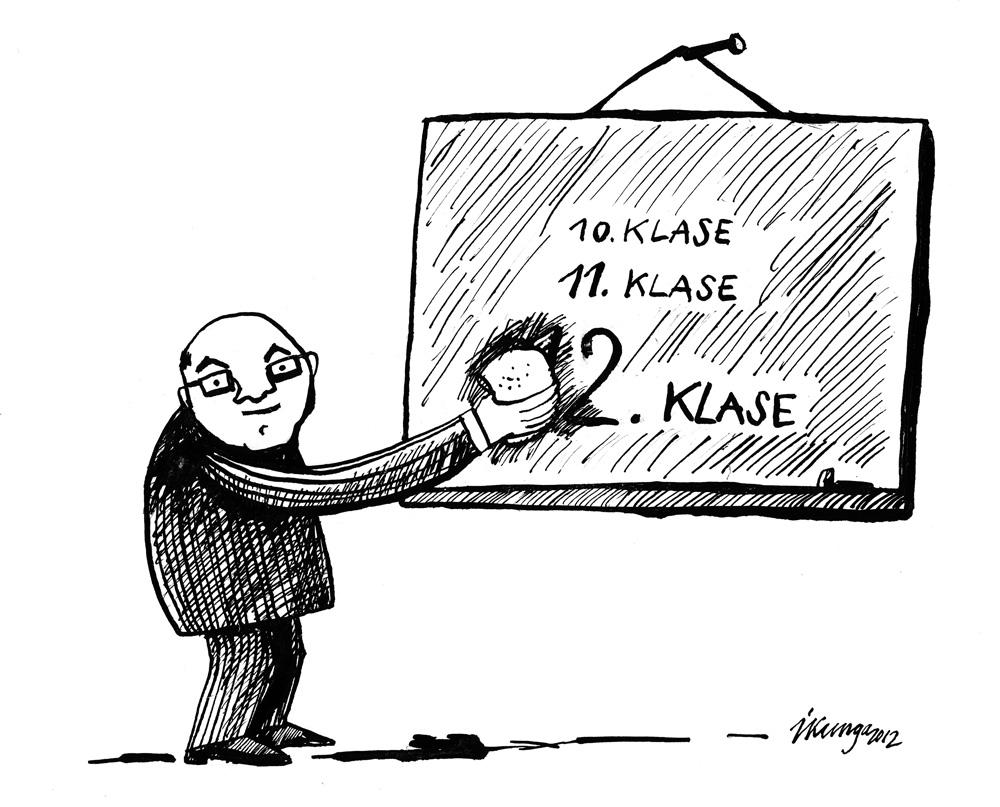 25-10-2012 Ķīļa kunga jaunās idejas saīsinot skolas laiku!