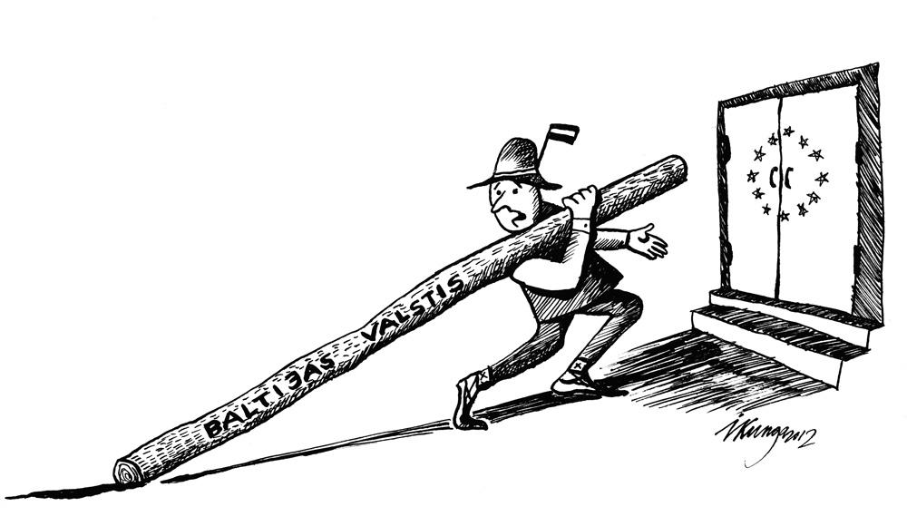 28-11-2012 - Ej, kur brāļu tautas palikušas, domāju, ka cīnīsimies līdz galam kopā par Eiropas tiešmaksājumiem.