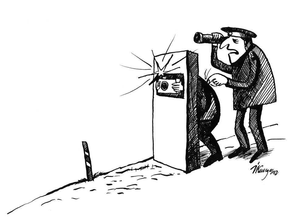 05-12-2012 — Hei, Vili, šis ir ātrs, fotografē divreiz, lai domā, ka mums ir vēl vācu radari!!!