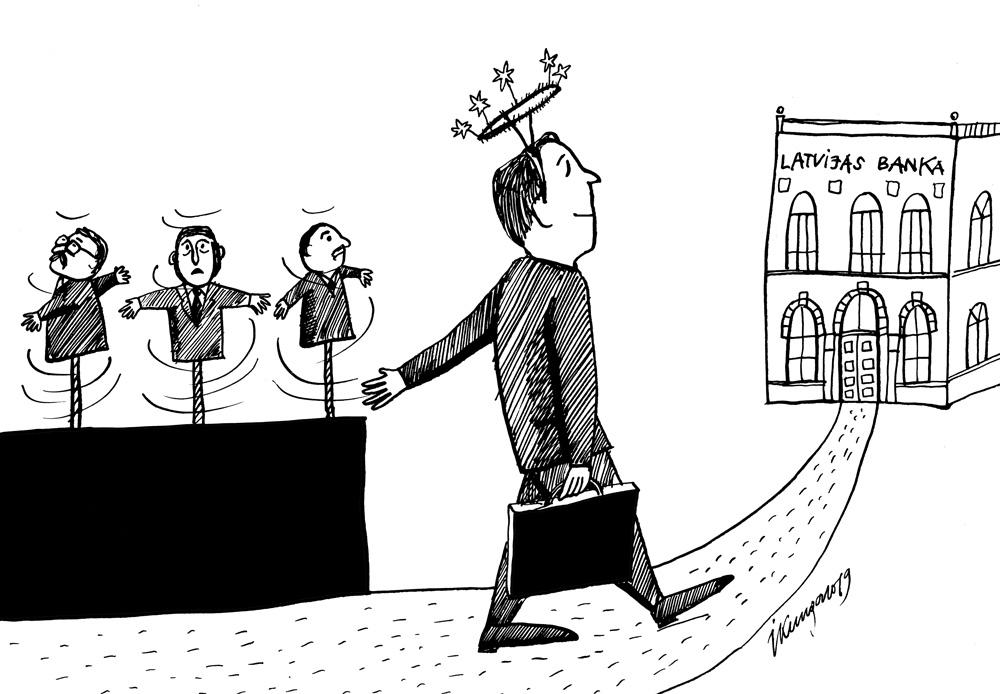27-02-2019 / ES tiesa liek Rimšēviču atjaunot darbā.