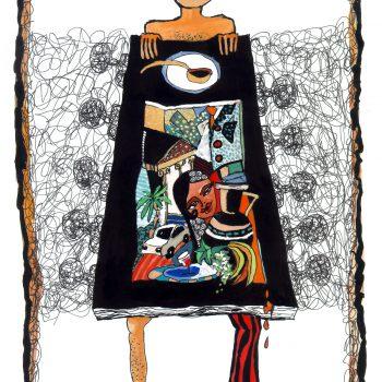 Dandy. Ieva Kunga 2003