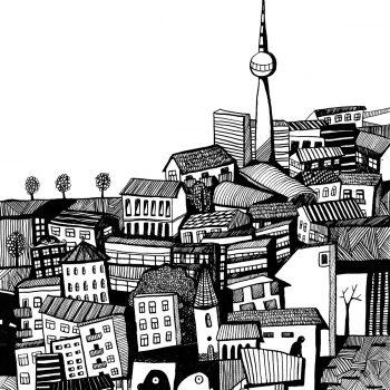 Berlin - grosse Stadt. Ieva Kunga 2017