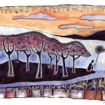 Kirschgarten. Ķiršu dārzs. Ieva Kunga. 2004