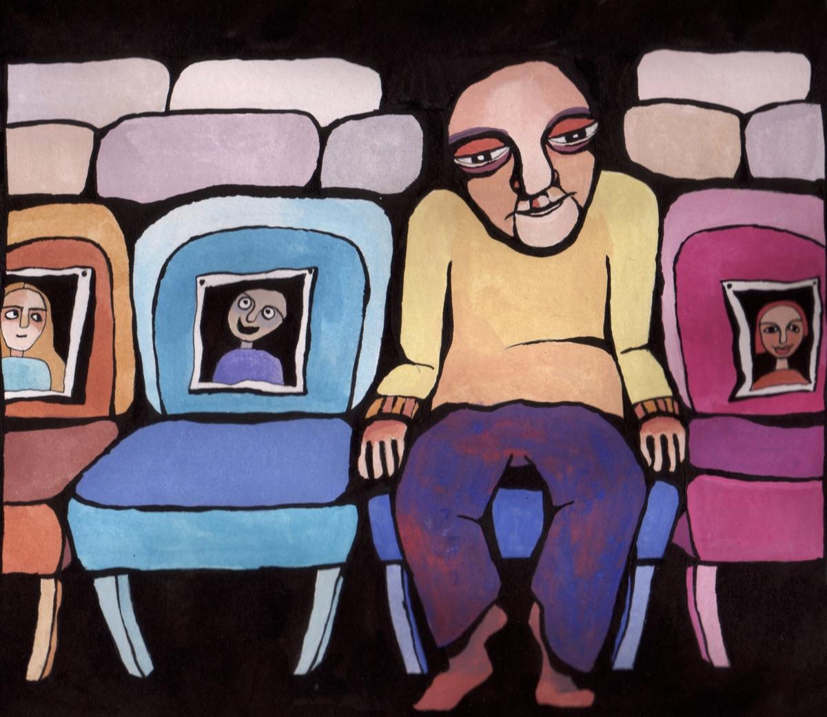 Meine Freunde. Mani draugi. Ieva Kunga. 2004