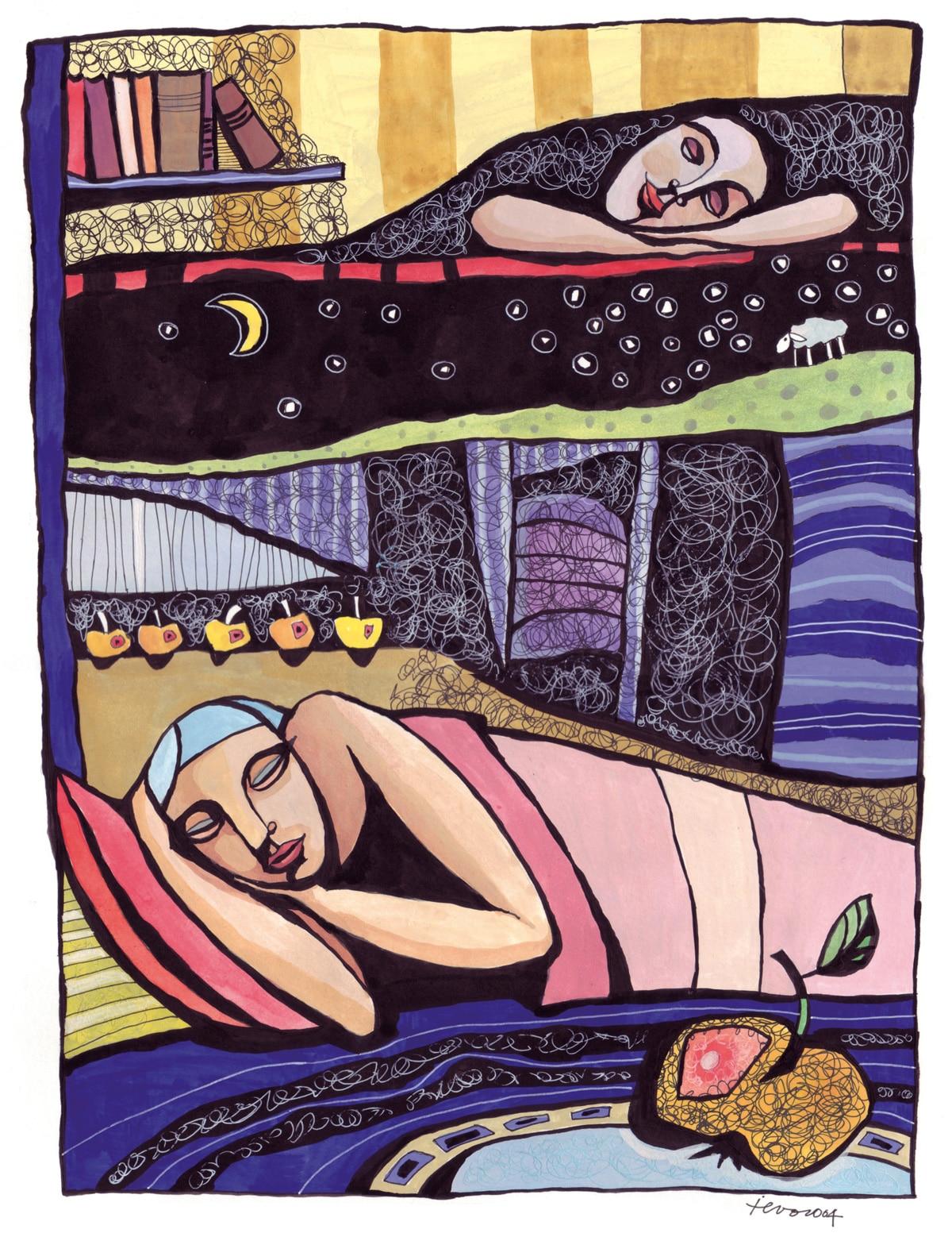 Träume. Sapņi. Ieva Kunga 2004