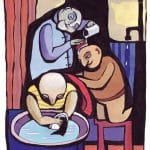 Wäscherei. Mazgātuve. Ieva Kunga. 2004