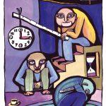 Zeit für Beamte. Laiks ierēdņiem. Ieva Kunga 2004