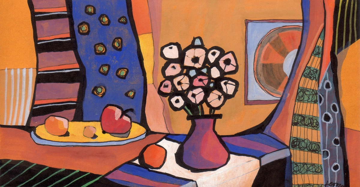 STILLEBEN / 1 . Ieva Kunga. 2002