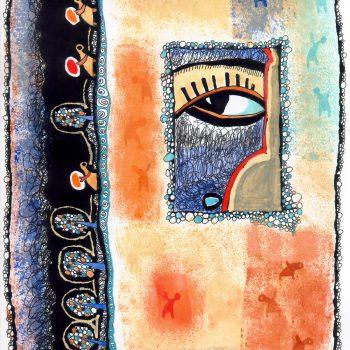 Sonne II. Ieva Kunga. 2003