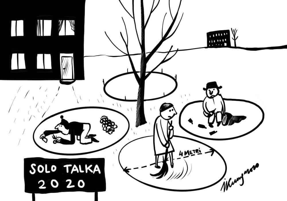 Karikatura_01-04-2020 / Solo Talka