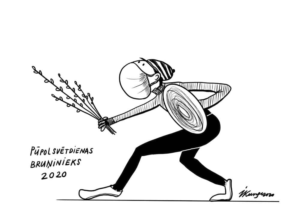Karikatura_06-04-2020 - Pūpolsvētdiena